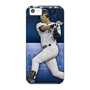 New Arrival HYI190CJCJ Premium Iphone 5c Case(new York Yankees)
