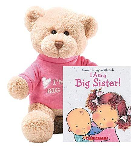 Plush Bear Gift Set - GUND T-Shirt Teddy Bear Stuffed Animal Plush 12