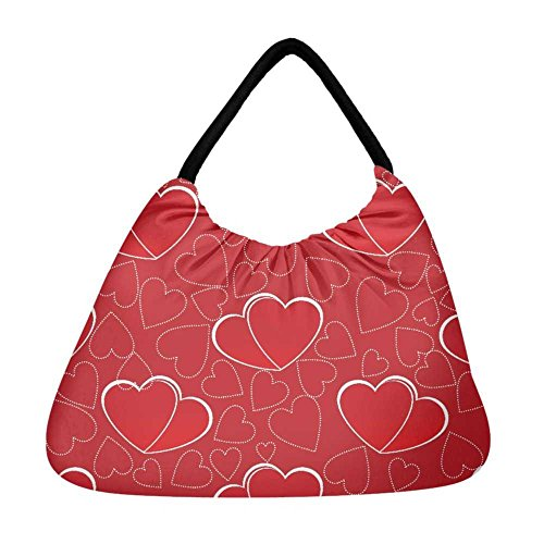 Tasche Snoogg mehrfarbig mehrfarbig Tote Damen FRq8TO