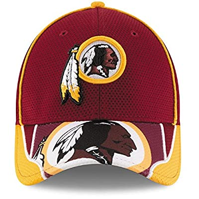 Washington Redskins Team Illusion 39thirty Flex Fit Hat