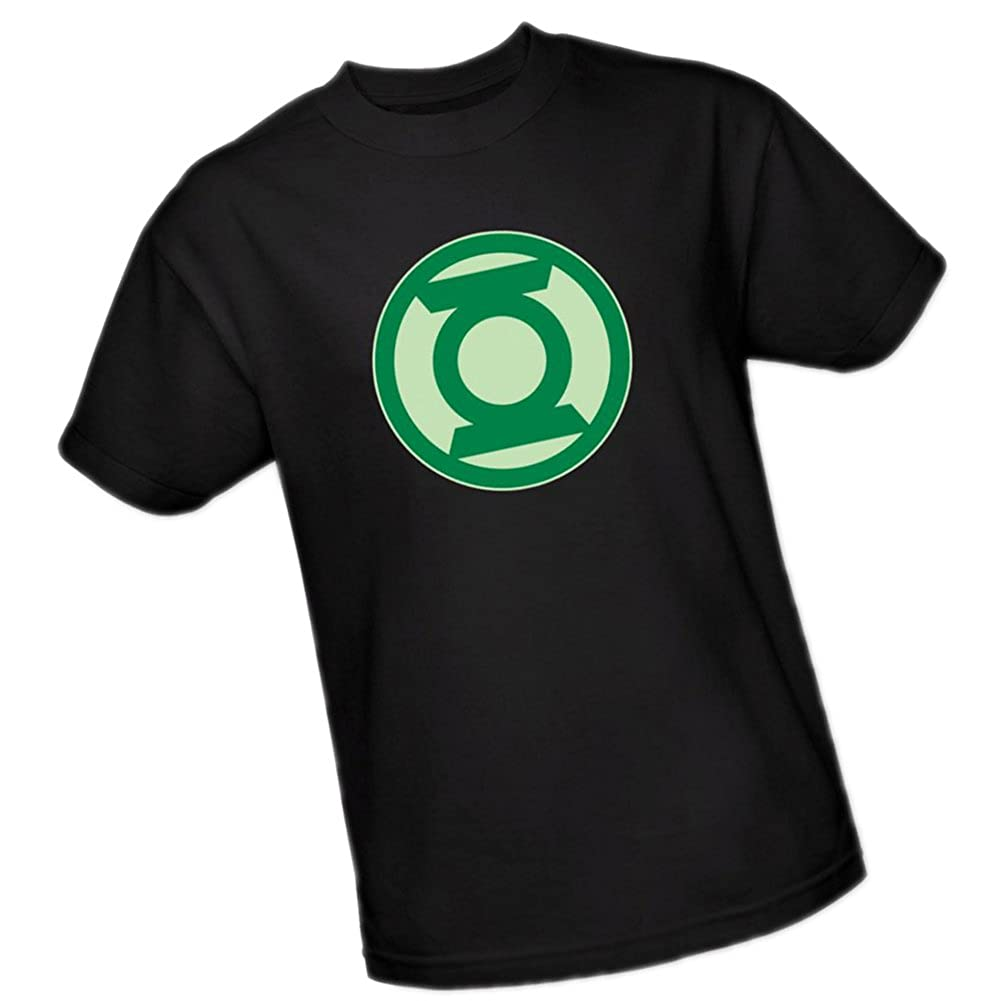 Green Lantern Tonal Logo Green Lantern Adult Shirts