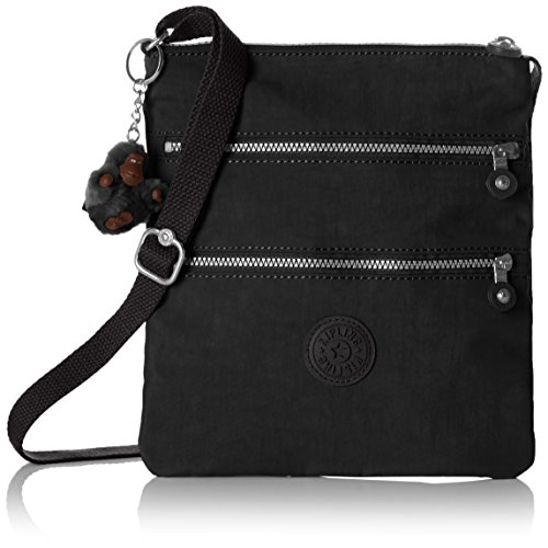 Bag 2 Kipling Black Women's x x T Body H 5x21x23 cm Cross Rizzi New B rTXaxT0