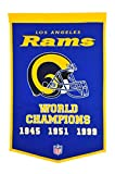 Winning Streak NFL St. Louis Rams Super Bowl Banner