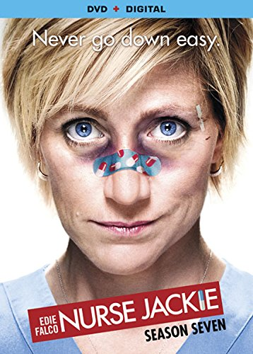 Nurse Jackie Season DVD Digital product image