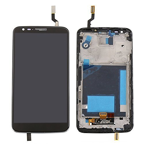 Touch Screen Digitizer for LG G2 D802 (Black) - 3