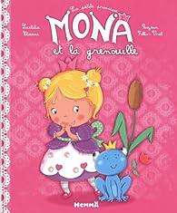 la petite princesse Mona et la grenouille par Laetitia Etienne