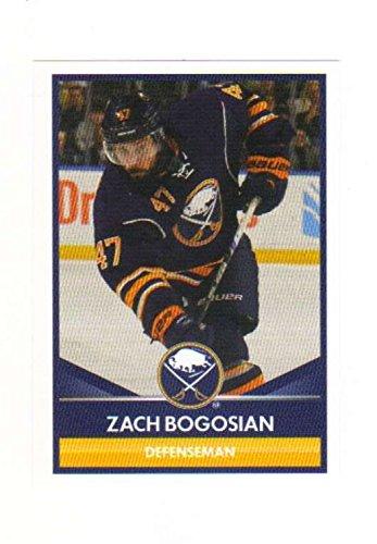 5c59f1a56 Amazon.com  2016-17 Panini Hockey Stickers  30 Zach Bogosian Sabres   Collectibles   Fine Art