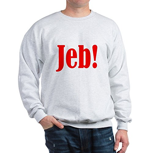 CafePress - Jeb! - Classic Crew Neck (President 2008 Hooded Sweatshirt)