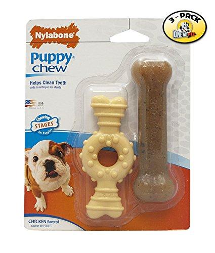 Nylabone Puppies Petite Puppy Combo product image