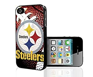 Pittsburgh Steelers Football Sports Hard Phone For Apple Iphone 4/4S Case Cover