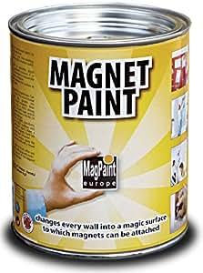 MagPaint 0.5L Magnet Paint - Grey