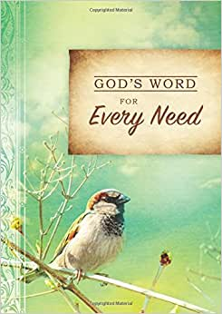 God's Word for Every Need - Livros na Amazon Brasil