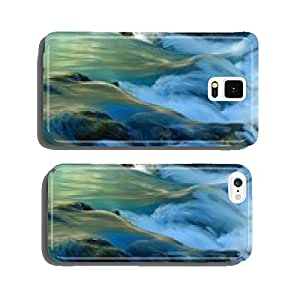 Colorful stream cell phone cover case iPhone6 Plus