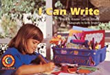 I Can Write, Rozanne Lanczak Williams, 0613342674