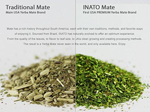 Inato Premium Organic Yerba Mate Rainforest Grown