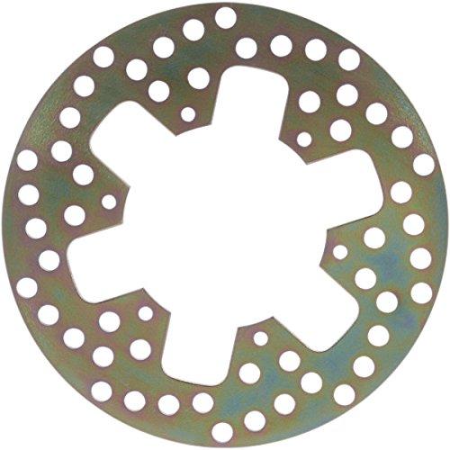 イービーシー ブレーキ ディスクローター 直径220mm リア 89年-04年 KX、KDX スチール 614024 MD6024D EBC   B01N1GNGDD