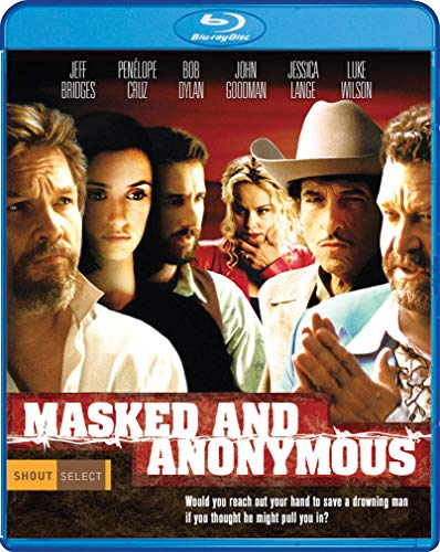 Masked and Anonymous – Blu-ray