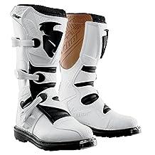 Thor Motocross Blitz MX Boots Strap Kit - 7-11/White
