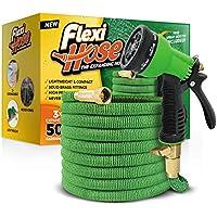 Flexi Hose Upgraded Expandable Garden Hose Extra...