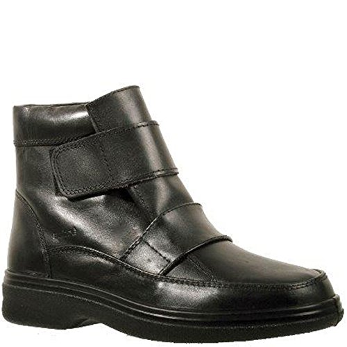 Ambre Boot Classic Sam Black Mens Velcro TwtrT
