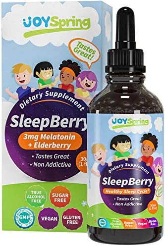 Best Liquid Melatonin Kids Absorption product image