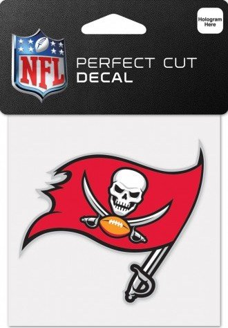 Tampa Bay Wincraft (Wincraft Tampa Bay Buccaneers Perfect Cut Colour 4