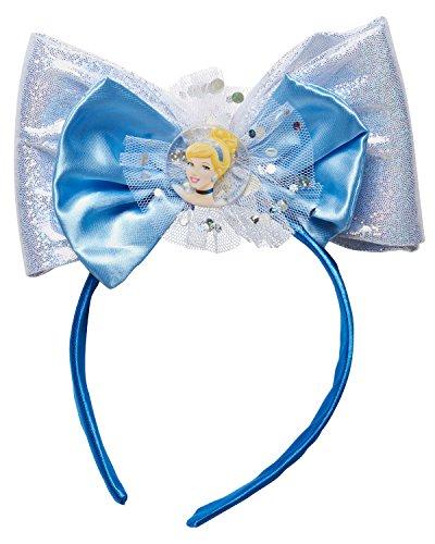 Princess Tiara With Bows (American Greetings Cinderella Deluxe Headband Party Supplies)