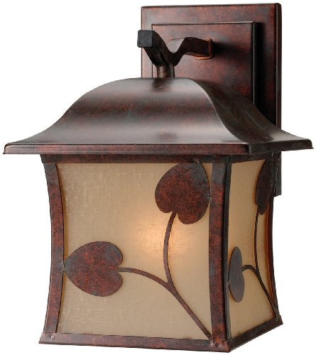 (Hardware House H10-3459 Madison Outdoor Fixture Down Light, Royal Bronze)