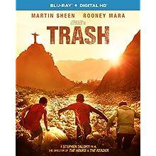 Trash (Blu-ray + DIGITAL HD) (2015)
