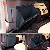Car Trash Can, Universal Automotive Back Seat Garbage Bag - Leak Proof, Silicone Material - High-end Vehicle Accessories