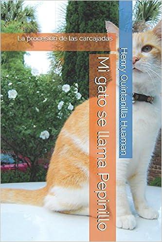 Mi gato se llama Pepinillo: La procesión de las carcajadas (Spanish Edition) (Spanish)