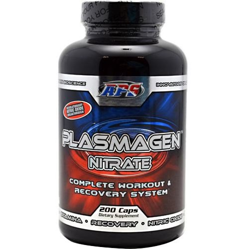 APS Nutrition Plasmagen Nitrate, Complete All-In-One Workout