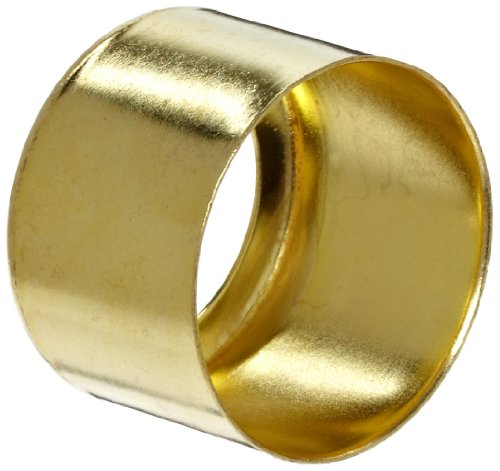 Dixon BF825 Brass Fitting, Ferrule for Medium Weight Water Hose, 0.825