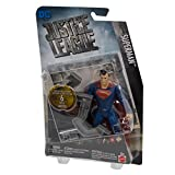 DC Comics Justice League Superman Action Figure, 6