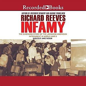 Infamy Audiobook