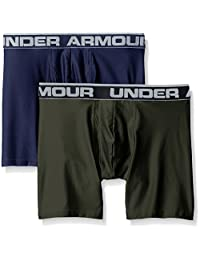 Under Armour Men's O Series 6'' Boxerjock (2 Pack)