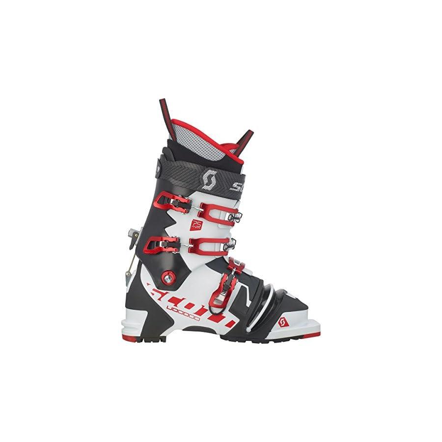 Scott Voodoo 75mm Telemark Boot Men's One Color, 27.0