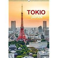 Tokio - Japan (Wandkalender 2015 DIN A3 hoch): Reisekalender über die japanische Hauptstadt (Monatskalender, 14 Seiten)