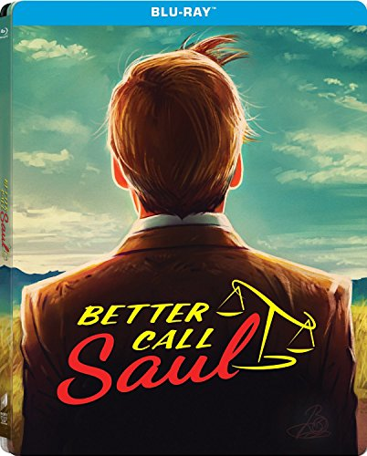 Better Call Saul - [Steelbook] [Blu-ray]