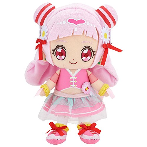 HUGtto! Precure Cure Friends Plush Doll Cure Yell