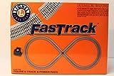 Lionel LNL6-81735 FasTrack Figure 8 Track & Power Pack
