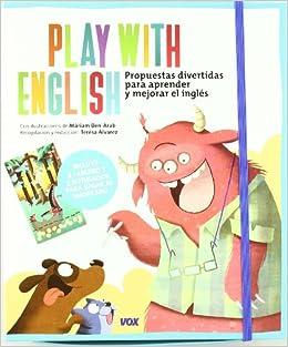 Play with english Vox - Infantil/Juvenil - Castellano - A Partir De 3 Años - Colección Libros Para Jugar: Amazon.es: Aa.Vv.: Libros