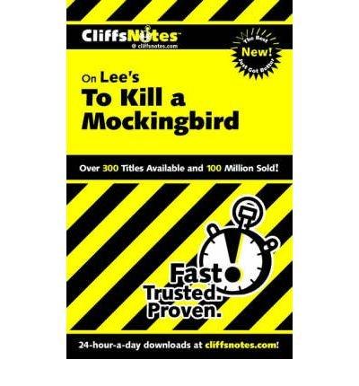 To Kill a Mockingbird (Cliffsnotes Literature Guides) [ To Kill a Mockingbird (Cliffsnotes Literature Guides) by Castleman, Tamara ( Author ) Paperback Jun- 2000 ] Paperback Jun- 12- 2000