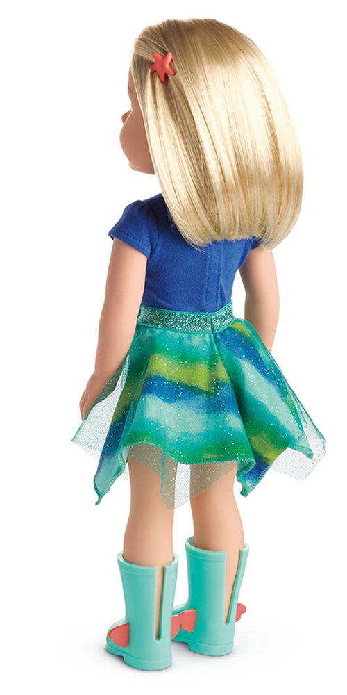 American Girl WellieWishers Camille Doll by American Girl (Image #2)