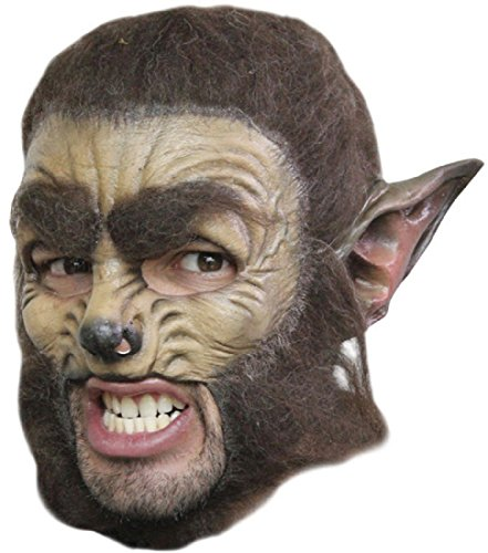 Deluxe Wolf Mask Standard -