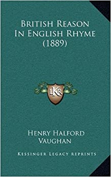 British Reason in English Rhyme (1889)