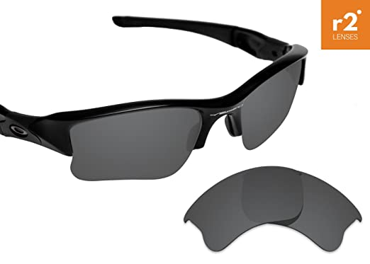 73147c7f7e3dd Image Unavailable. Image not available for. Color  R2 Replacement Lenses  for Oakley Flak Jacket XLJ ...