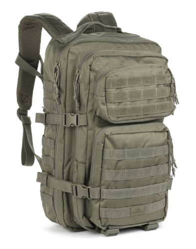 Red Rock Outdoor Gear Assault Pack (One Size, Olive (Pack Olive)