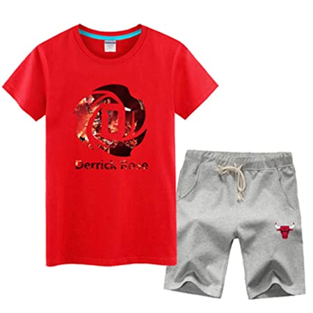 QAZ NBA T-Shirt Camiseta De Baloncesto De La NBA Hombre Conjunto ...