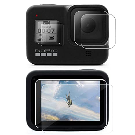 Amazon.com: MAXCAM - Protector de pantalla para GoPro Hero 8 ...